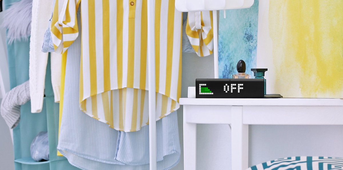 Turn the iron off with a click! LaMetric Time now works with @WEMO switch:  http:// blog.lametric.com/post/156443406 230/control-your-home-appliances-with-a-click &nbsp; …  #WeMo #switch #smarthome #homeautomation<br>http://pic.twitter.com/lZyU3oWD2E