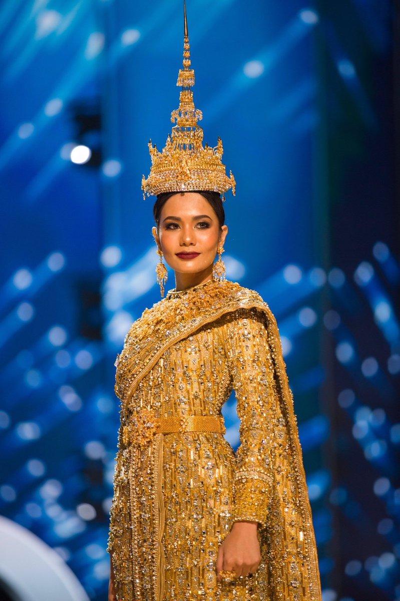 """มงต้องลง RT วนไปจ้า """"น้ำตาล ชลิตา"""" #MissUniverse #Thailand https://t.co/vpn8LufvN5"""