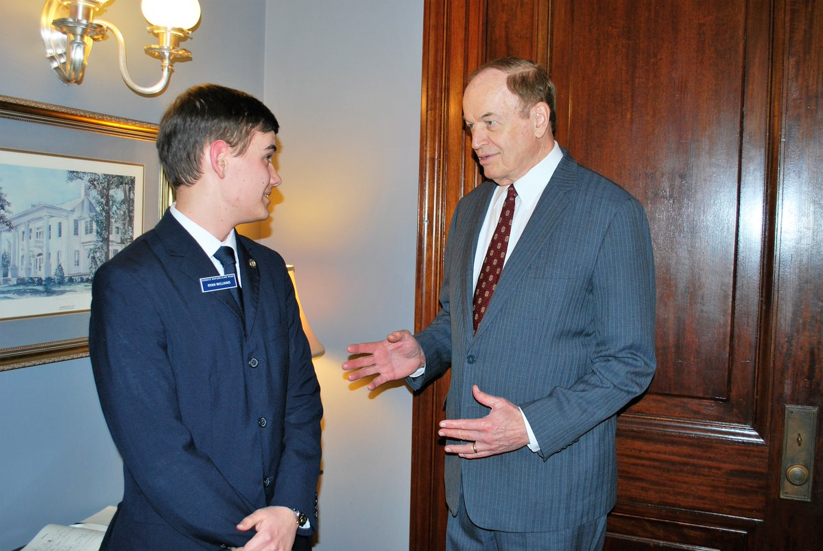 """Richard Shelby on Twitter: """"I'm pleased to share that Ryan ..."""