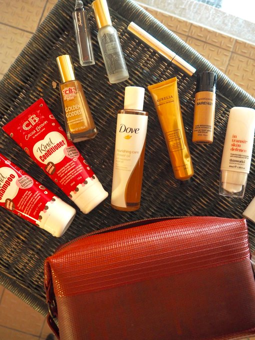Winter Travel Beauty Essentials
