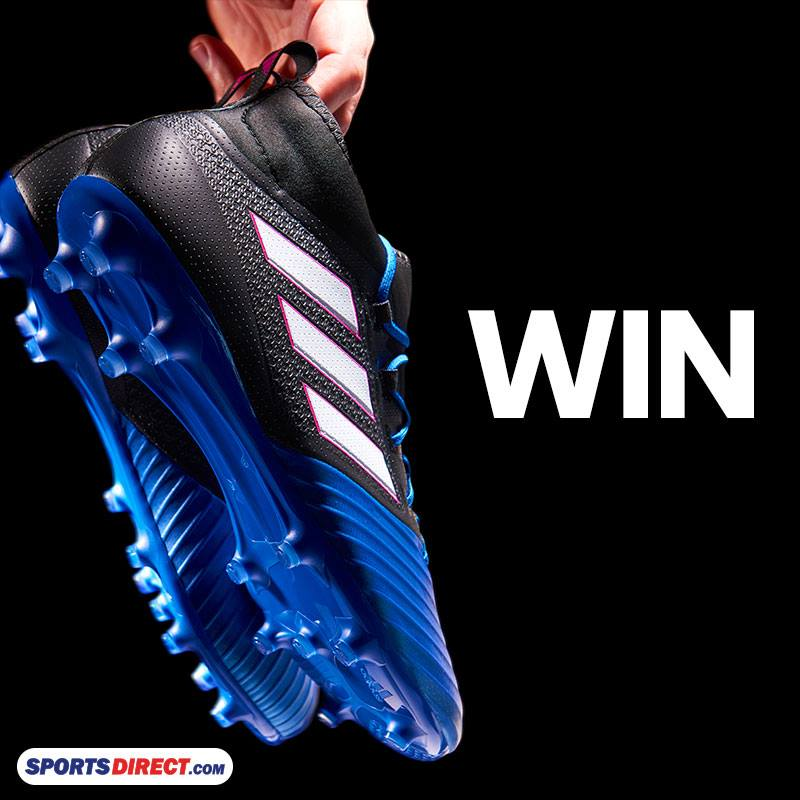 ae2122c40fe9 #WIN a pair of adidas 17.2 football boots for you and a mate. Head over to  http://facebook.com/sportsdirect to enter!pic.twitter.com/f7RGiyCIXT