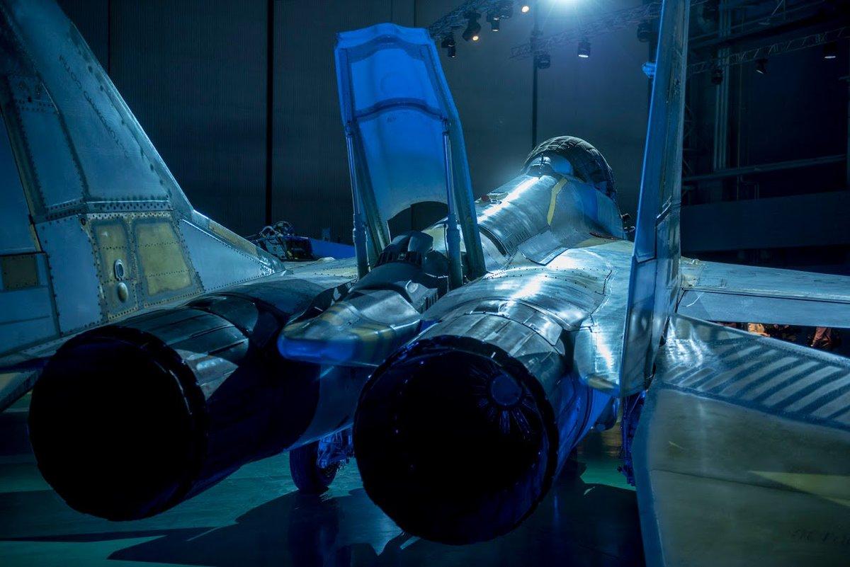 المقاتله الروسيه MiG-35  متعددة المهام  C3MZge0XAAApPEI