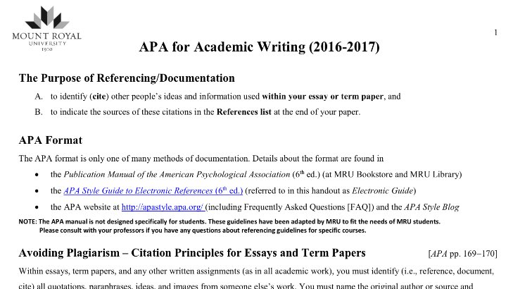 term paper guidelines apa Apa term paper get used to the idea of writing an apa term paper in a non-stressful way writing a term paper could be one of the main items on your agenda, irrespective of the school, college or university that you go to.