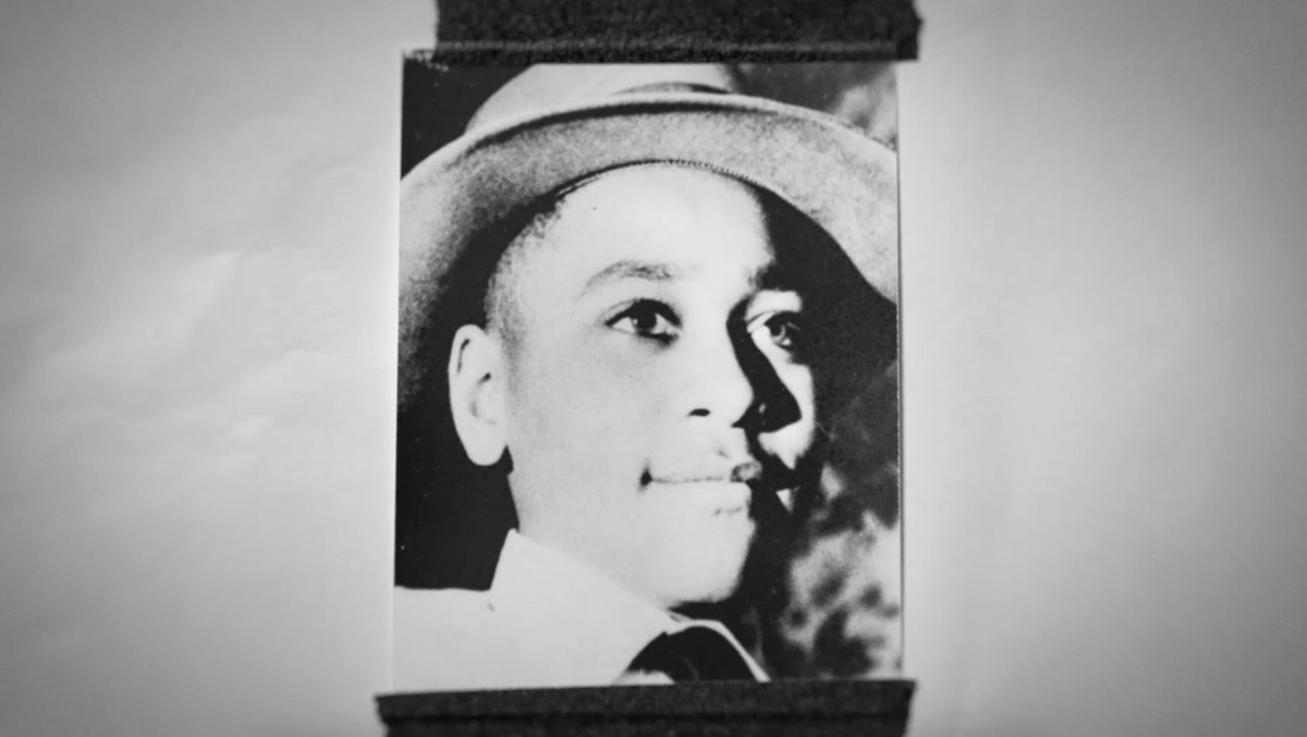 """13TH on Twitter: """"14-year-old Emmett Till was murdered because of one woman's lie. 61 years later, she finally confesses: https://t.co/WRR3wzPysU ..."""
