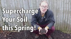 Enriched Garden Soil