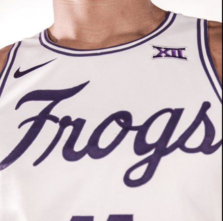 f03aace15c4 UniWatch new @TCUBasketball throwback unis for the game against  UT.pic.twitter.com/ITibf2Tj2z