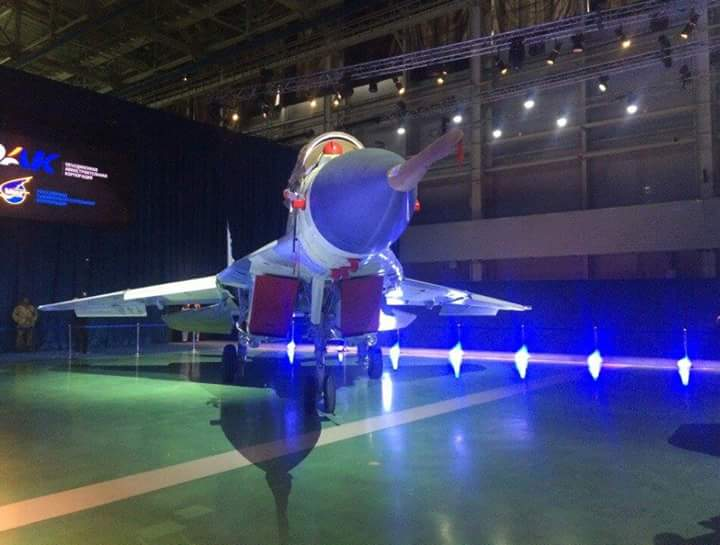 المقاتله الروسيه MiG-35  متعددة المهام  C3NQFrJXAAA0Hmp
