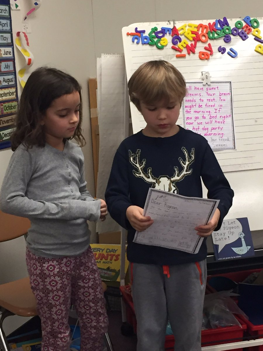 1st grade opinion writers convince the Pigeon to go to bed <a target='_blank' href='http://twitter.com/AbingdonGIFT'>@AbingdonGIFT</a> <a target='_blank' href='http://search.twitter.com/search?q=mowillems'><a target='_blank' href='https://twitter.com/hashtag/mowillems?src=hash'>#mowillems</a></a> <a target='_blank' href='https://t.co/2BEokZADt9'>https://t.co/2BEokZADt9</a>