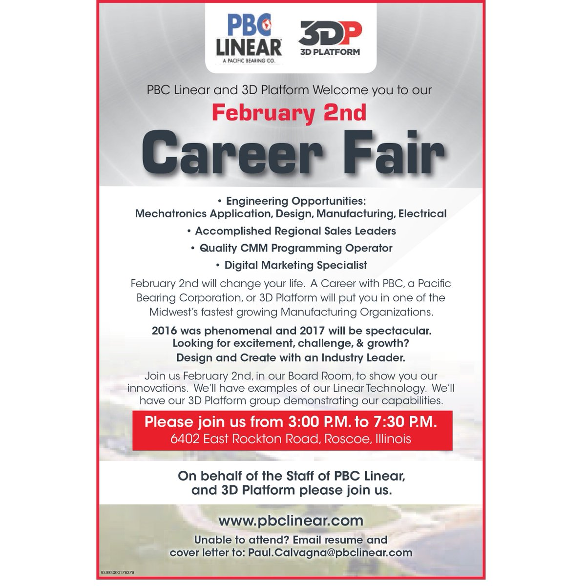 linear technology careers