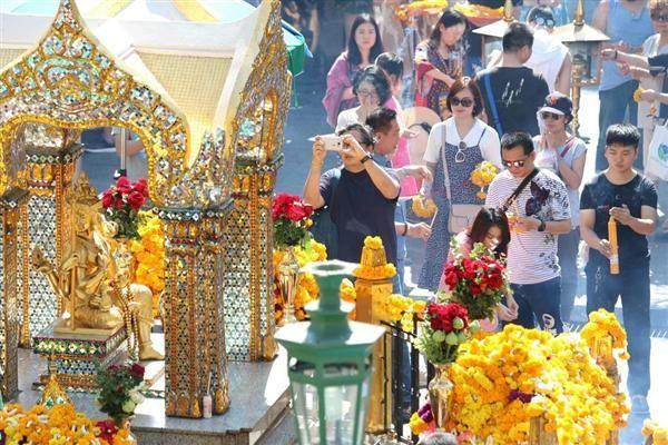 春節… 中国人は日本より「タイに行きたい」sankei.com/world/news/170…