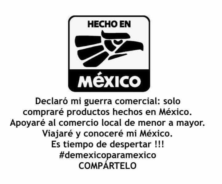 #demexicoparamexico https://t.co/FGkk4geBFE