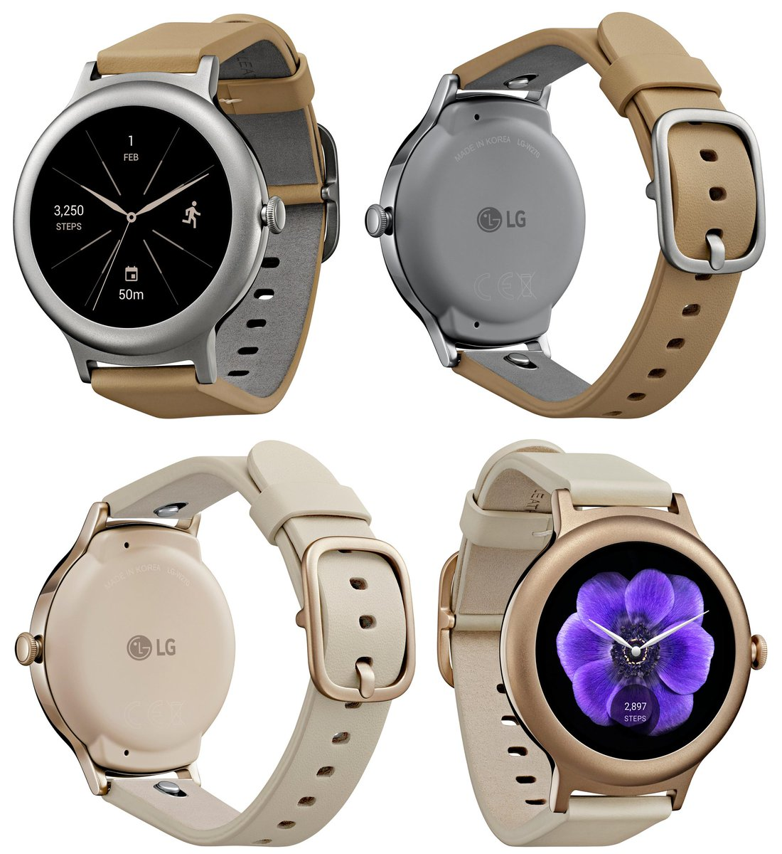 (Update: To start at $249, $349 for Sport model) So this is the LG Watch Style