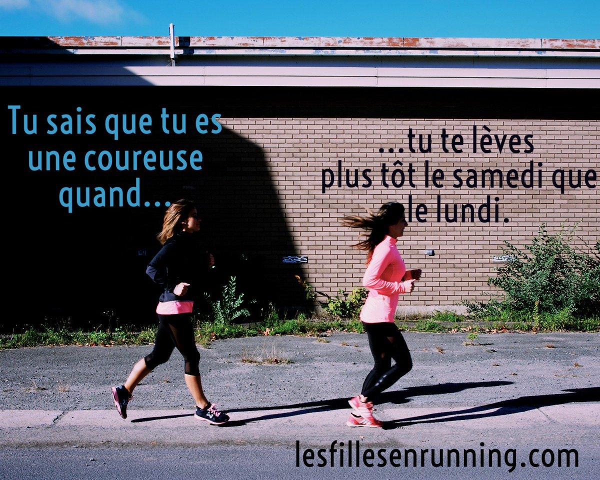 C&#39;est #Vindredi sauf que les coureuses comprendront cette citation. #course #Training #demimarathon #longrun<br>http://pic.twitter.com/Kqd5zOtUMM