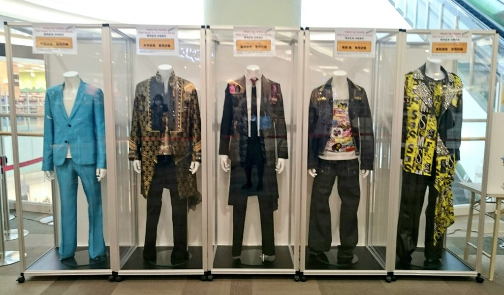 【#SMAP】とうとうやってきました、SMAP衣装展示期間最後の土日ーー!!!!!朝からお並びいただ…