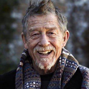 It was just the other day we wished John Hurt a very Happy Birthday. A great one passes.