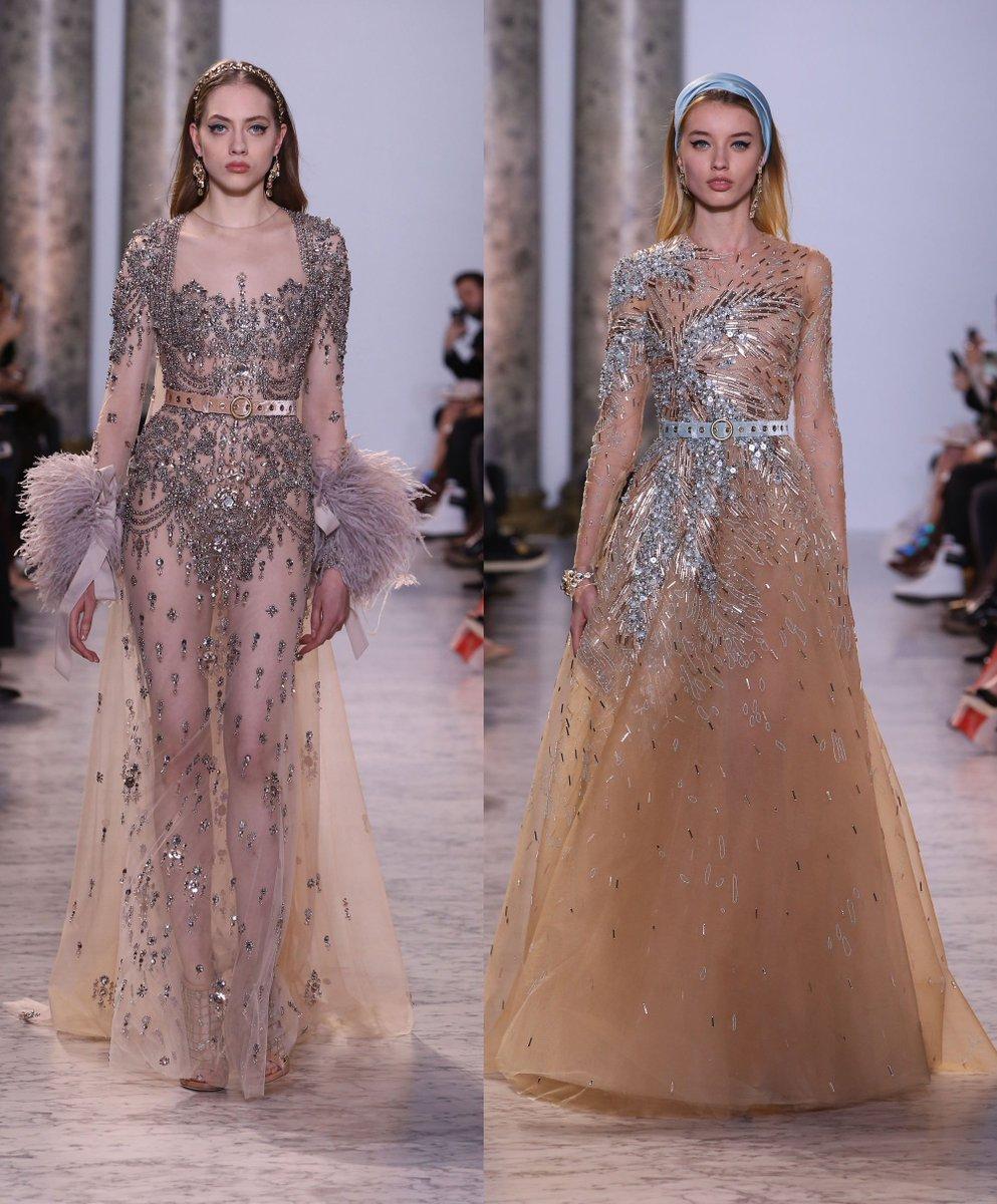 エリー サーブ 2017年春夏オートクチュールコレクション キールック公開 fashion-pres…