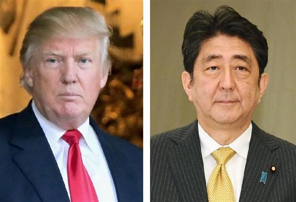 日米首脳、2月10日にワシントンで会談 電話会談で合意 sankei.com/politics/ne…