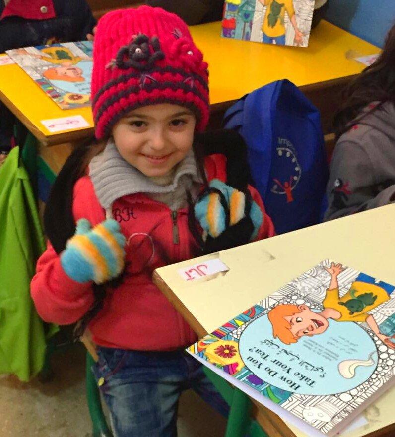 #traumateddy bilingual children&#39;s books delivered #Hermel #Lebanon @BrehonAdvisory @Asalapublishers #education #burdenshare #resilience<br>http://pic.twitter.com/KJcyhoFfnK