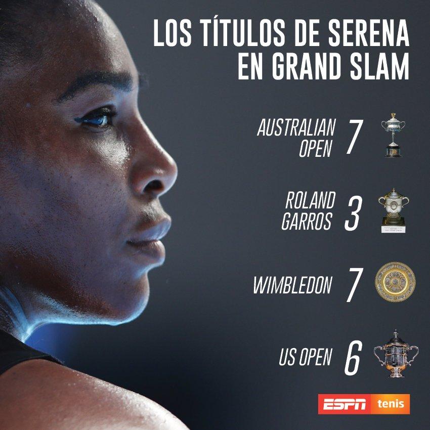 Placa Serena - ESPN