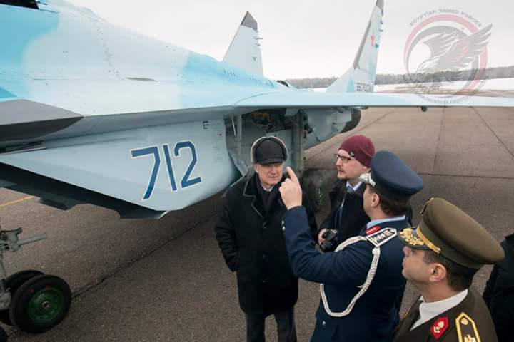 دليل اخر على طلب مصر لشراء 46 مقاتله Mig-35  C3QDYurWEAAUNo9