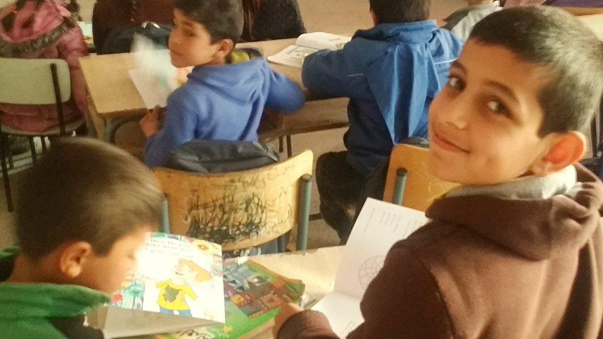 #traumateddy  bilingual books for vulnerable host community children #Hermel #Lebanon @BrehonAdvisory @Asalapublishers #education #literacy<br>http://pic.twitter.com/whvtFqKlF3