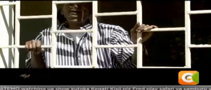 Ikiwa unaenda nyumbani kamwambie Stella nimefungwa Jela Mate