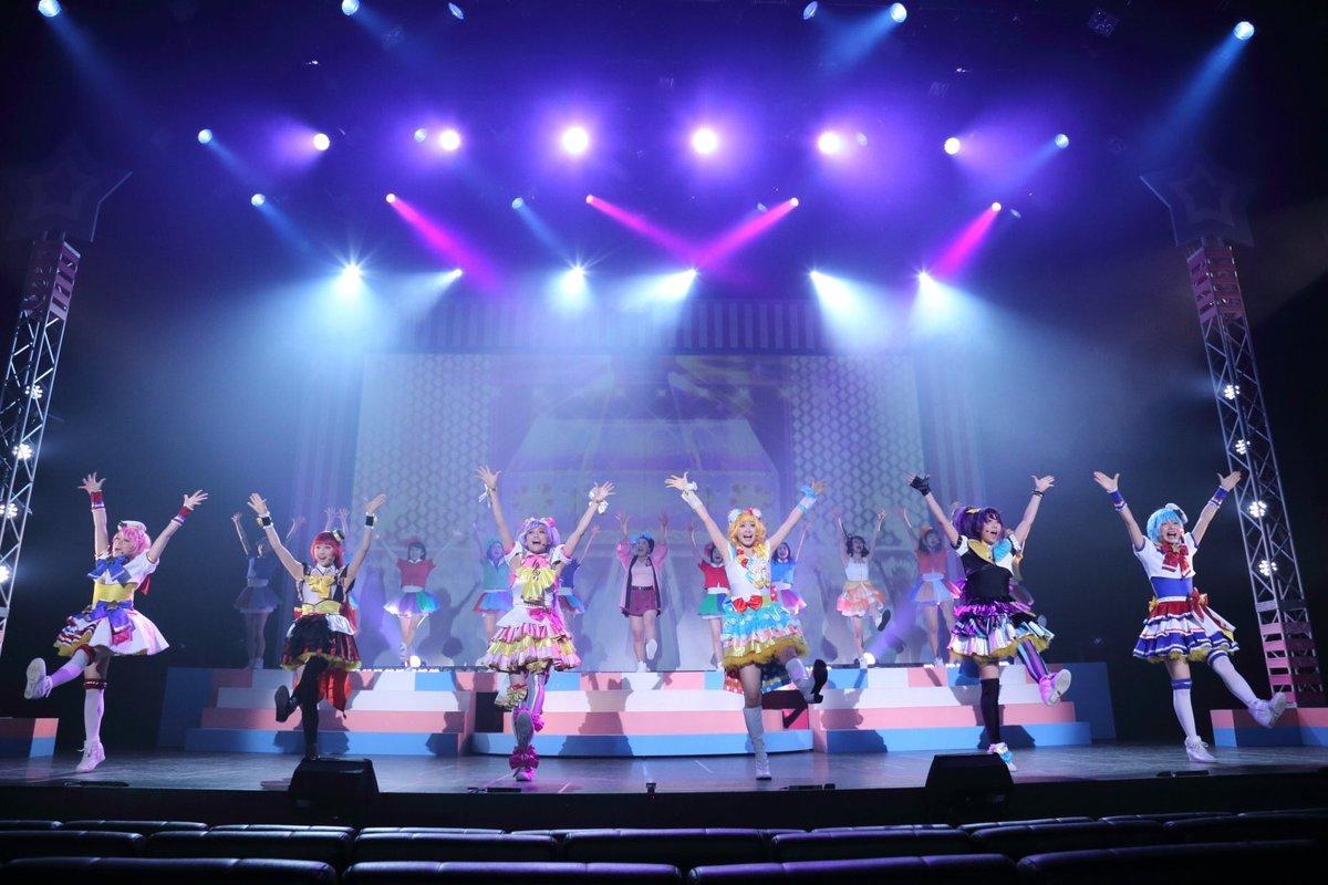 ライブミュージカル「プリパラ」み〜んなにとどけ!プリズム☆ボイス2017に連日たくさんのご来場ありが…