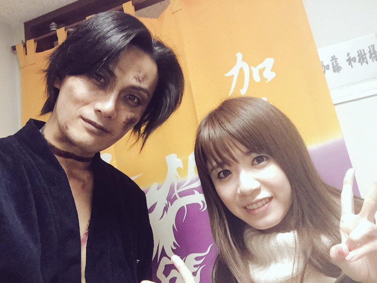 ミュージカル フランケンシュタインアッキーさんとの東京千秋楽終わりました!観に来てくれた皆さんありが…