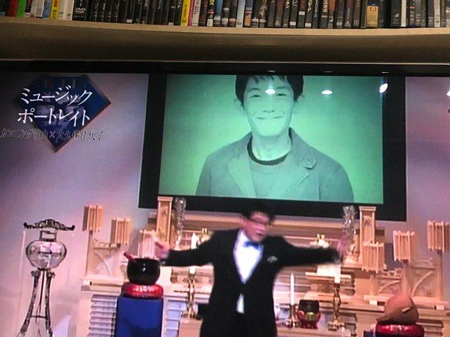 山本耀司×高橋幸宏 ミュージック・ポートレイト・ …