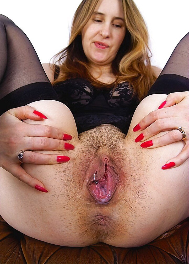 Latina Hairy Pussy Creampie