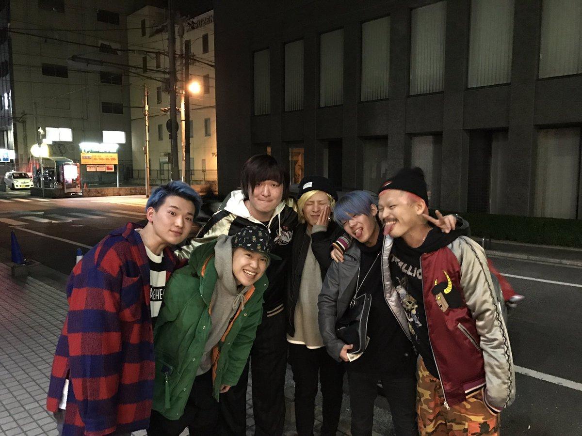 大阪行ったらすぐバレちゃって、サプライズもクソにもなんなかったけど、たのしかった!!!! おやすみな…