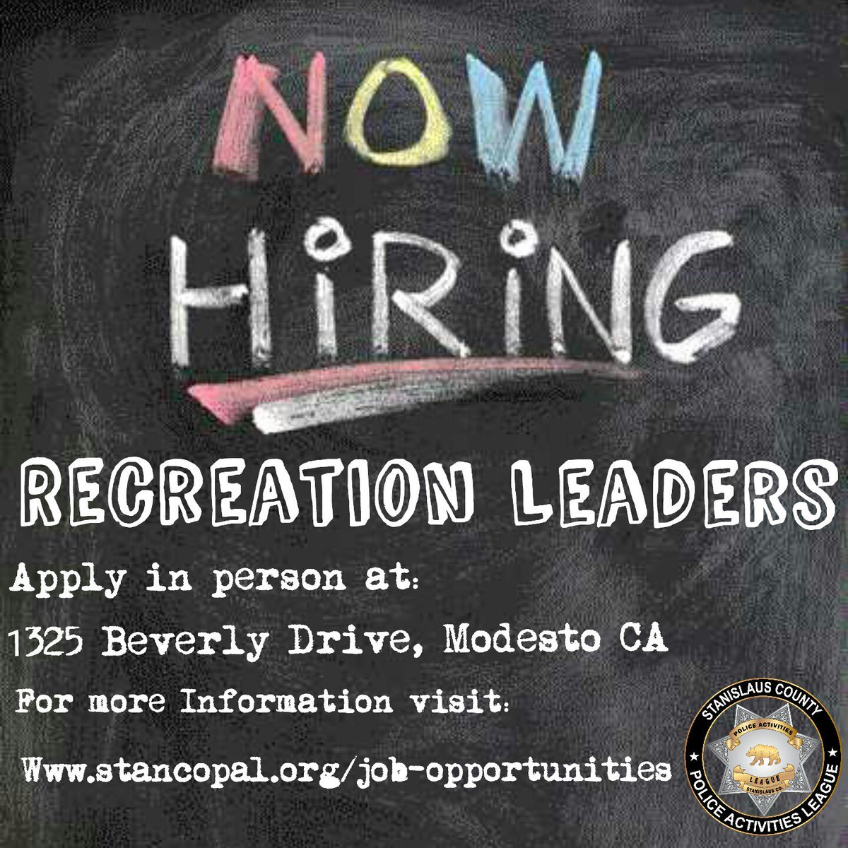 Stanislaus Pal On Twitter Looking For A Part Time Job We Are