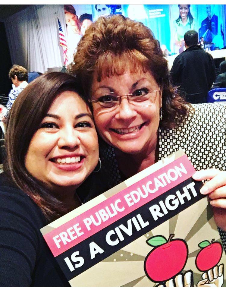 Free public education is a civil right. #wearecta @WeAreCTA https://t.co/UxmGMw1AZF