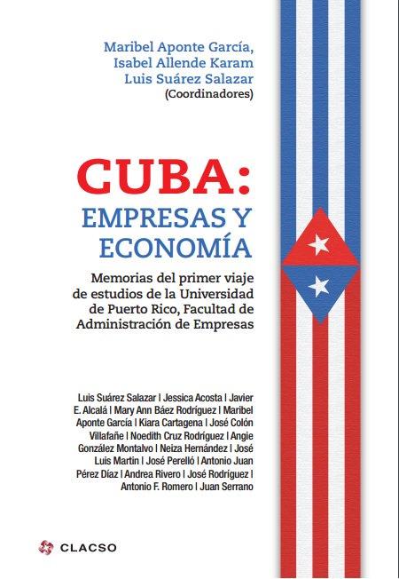 Resultado de imagen para LIBRO: CUBA: EMPRESAS Y ECONOMÍA