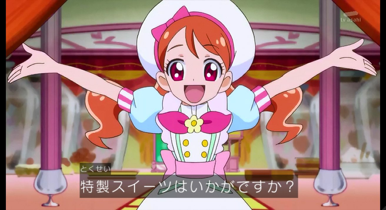 引き継ぎキタ━━━━(゚∀゚)━━━━!! #precure https://t.co/dzuik2h9jT