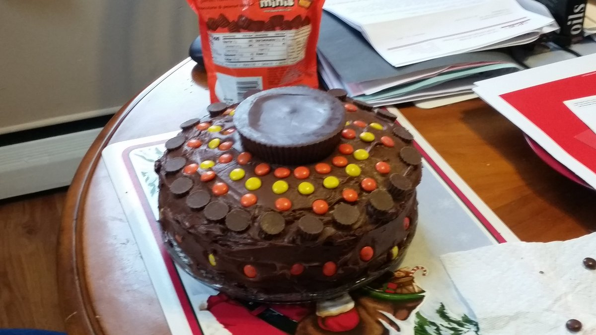 David Golebiewski On Twitter My Birthday Cake For The Seniorbowl