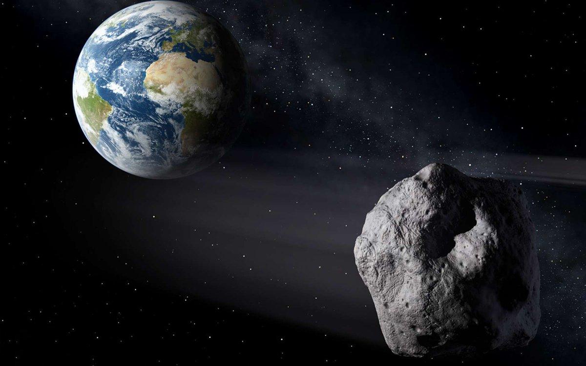 Сразу два астероида сблизятся с Землей 4 февраля