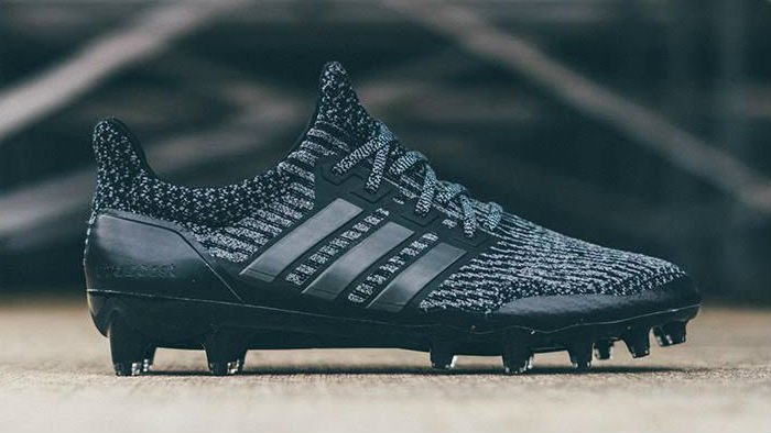 new style 1aa71 7ece1 Adidas unveils the Ultra Boost cleat in black httpst.co