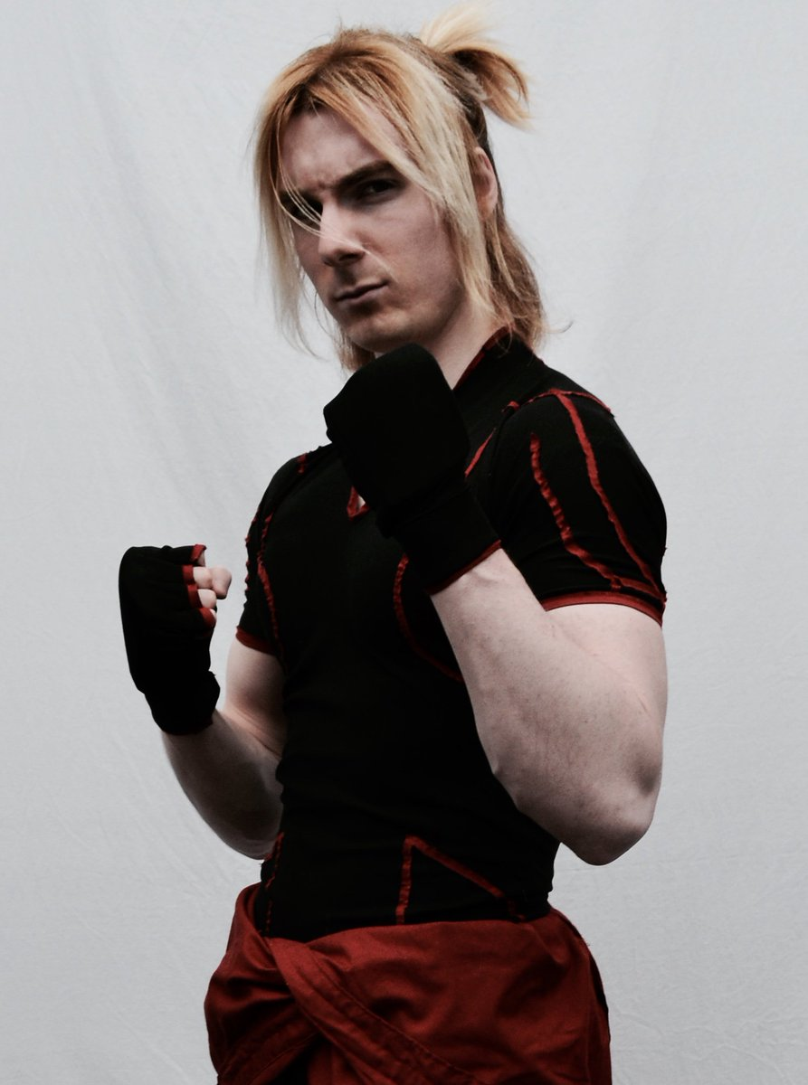 Galactic Reptile On Twitter Ken Streetfighter Streetfighterv Streetfighter5 Ken Kenmasters Cosplay