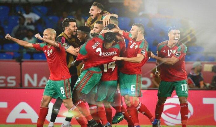 Le #Cameroun qualifié ! Demain, avec le #Maroc pour rejoindre le dernier carré 👍 #CAN2017 @beinsports_FR #EGYMAR