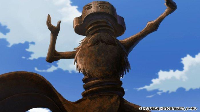 \#ヘボット!まであと5分!/ 第18話・王子様の気まぐれ?ネジルが突然学校に入学することになった!…