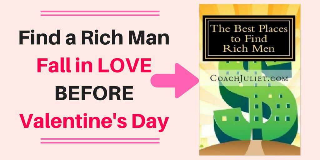 find a rich man