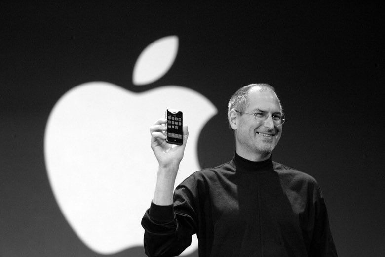 As you read this on your iPhone, remember that the founder of Apple, Steve Jobs, was a Syrian immigrant. https://t.co/iKA5fHHF5G