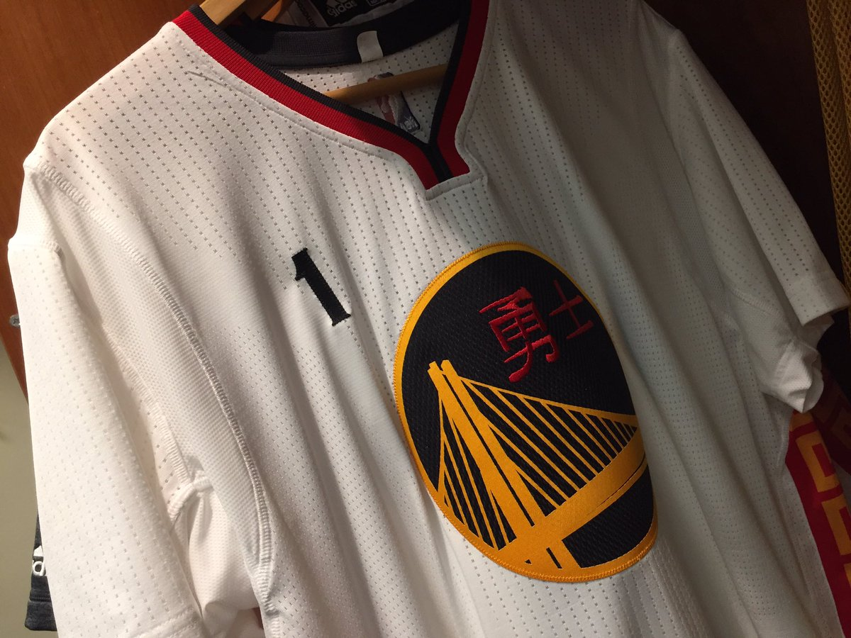 new product c0c36 fae19 Golden State Warriors on Twitter: