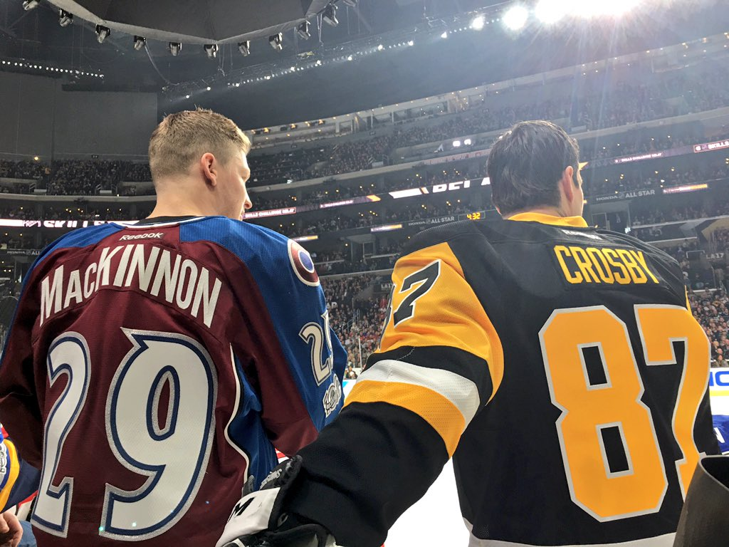 Started from Cole Harbour now they here. #NHLAllStar https://t.co/nxuKFTVkgx