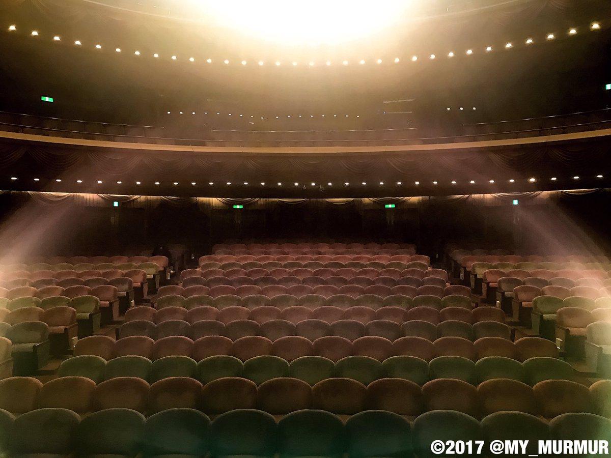 本日の『ロンハールーム』公開録音の会場、なかなか雰囲気の良い会場です。この後ここで繰り広げられるのは…