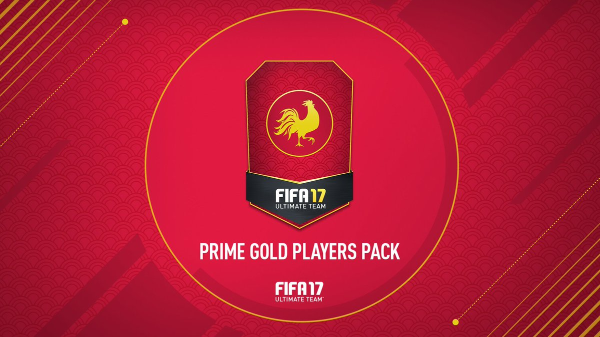 Ea Sports Fifa On Twitter Prime Gold Players Pack