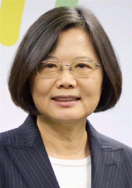 日本語ツイートに中国の批判殺到 台湾総統の春節あいさつ sankei.com/world/news/…