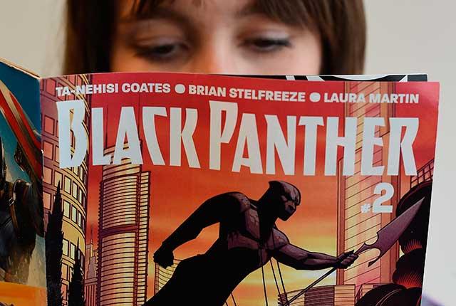 Black panther: llega al cine el primer superhéroe negro ...