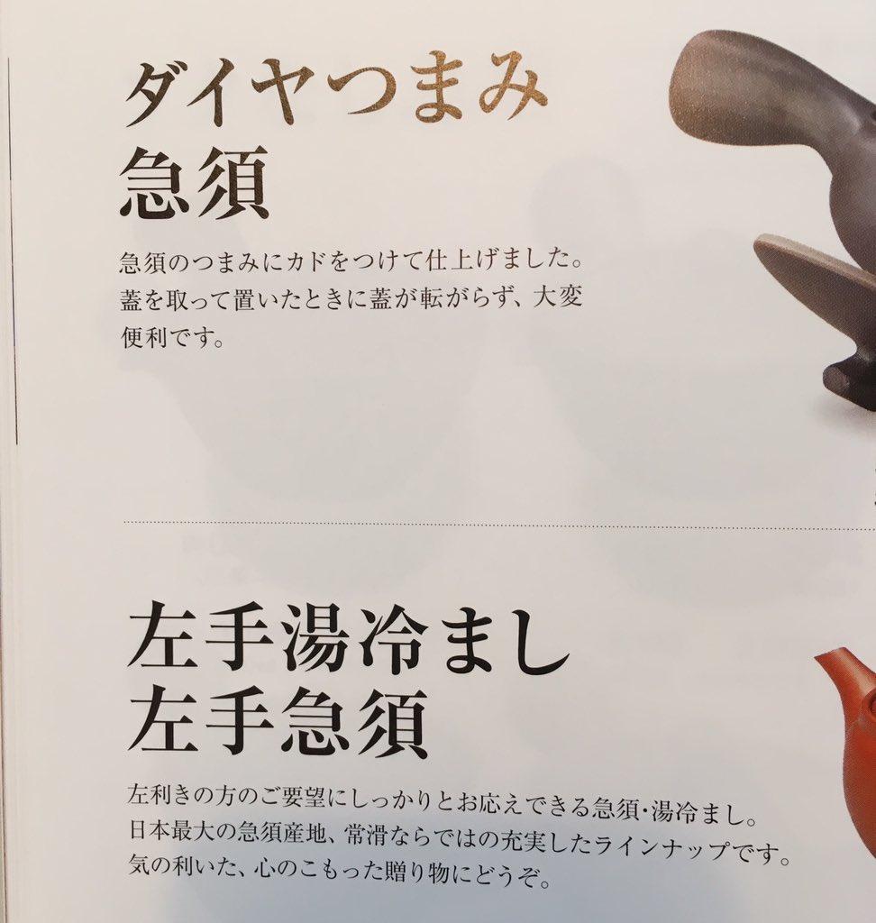 ここで、日本人の9割が知らないであろう進化版急須の紹介をしよう